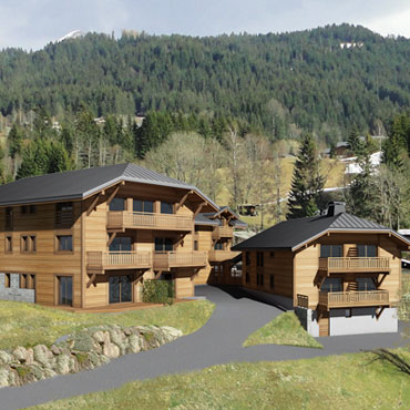 Les Chalets d'Herens